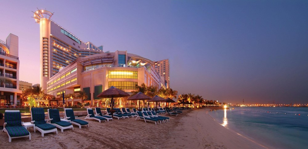 Beach Rotana & Towers 5