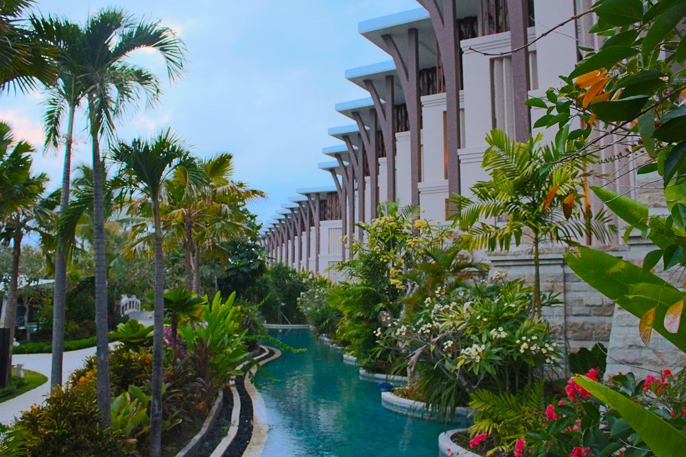 Nusa Dua Beach Hotel Spa 1
