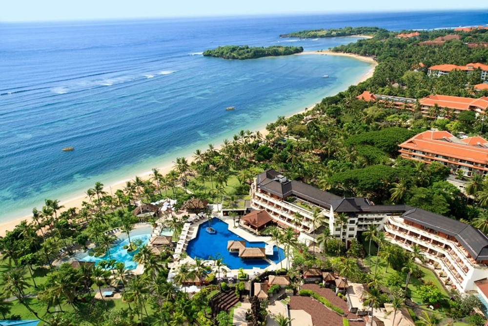 Nusa Dua Beach Hotel Spa 5