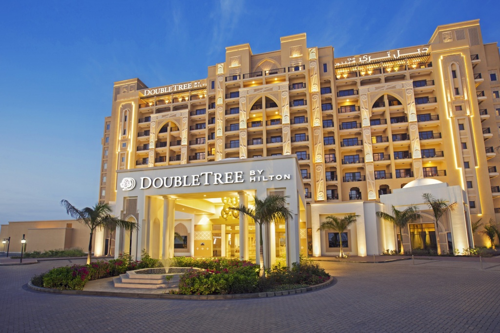 DoubleTree by Hilton Hotel Resort & Spa Marjan Island 5